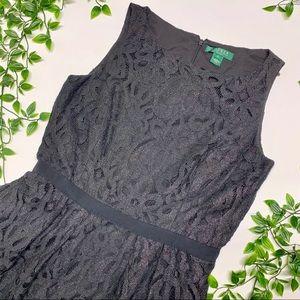 Ralph Lauren Lace Dress (10)